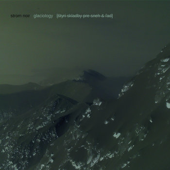glaciology cover art