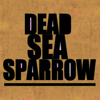 Dead Sea Sparrow cover art