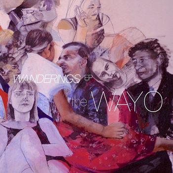 Wanderings EP cover art