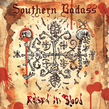 Raised In Blood cover art