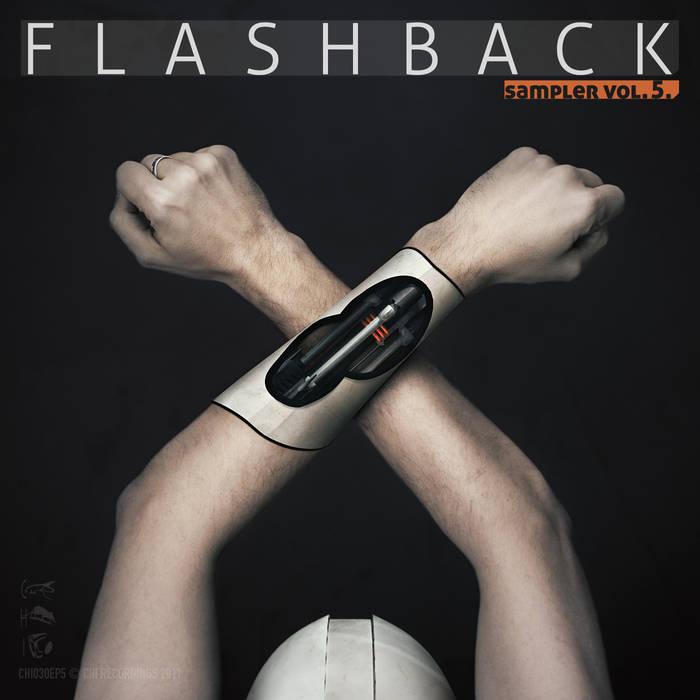 X/FlashBack Sampler Vol.5. cover art