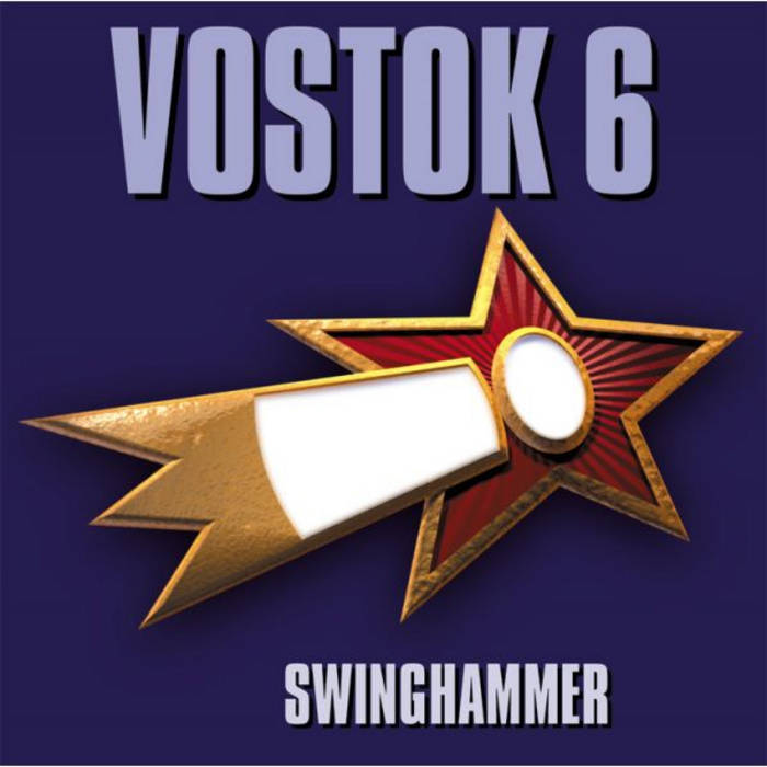 VOSTOK 6 cover art