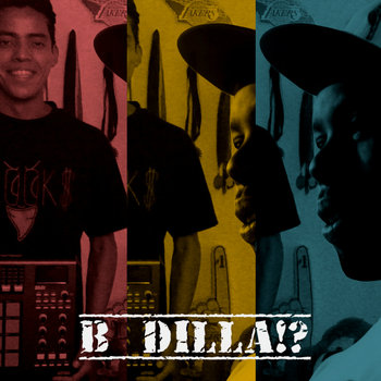 B DILLA!? [Single] cover art