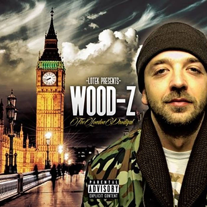 "Lotek Presents: Wood-Z ""The London Prodigal"" cover art"