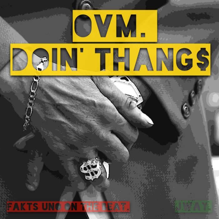 OVM - Doin' Thangs cover art