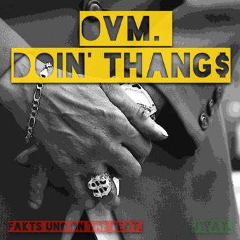 OVM - Doin' Thangs cover art