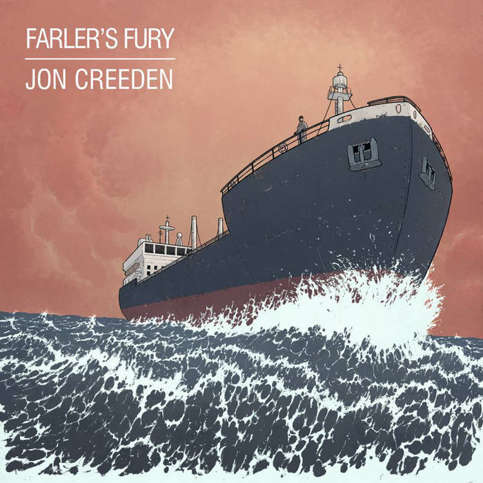 Farler's Fury / Jon Creeden Split cover art