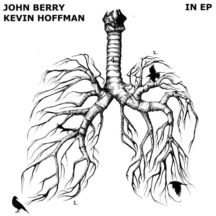 IN EP- John Berry/Kevin Hoffman cover art