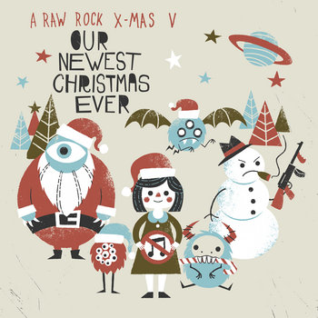 Our Newest Christmas Ever cover art