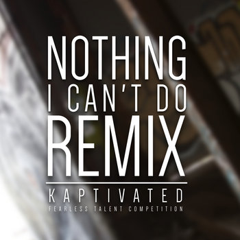 Nothing I Can't Do (8.16.14) cover art