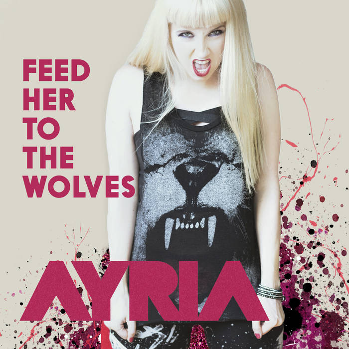 Feed Her To The Wolves EP cover art