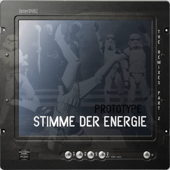STIMME DER ENERGIE (THE RMX'S PART 2) cover art