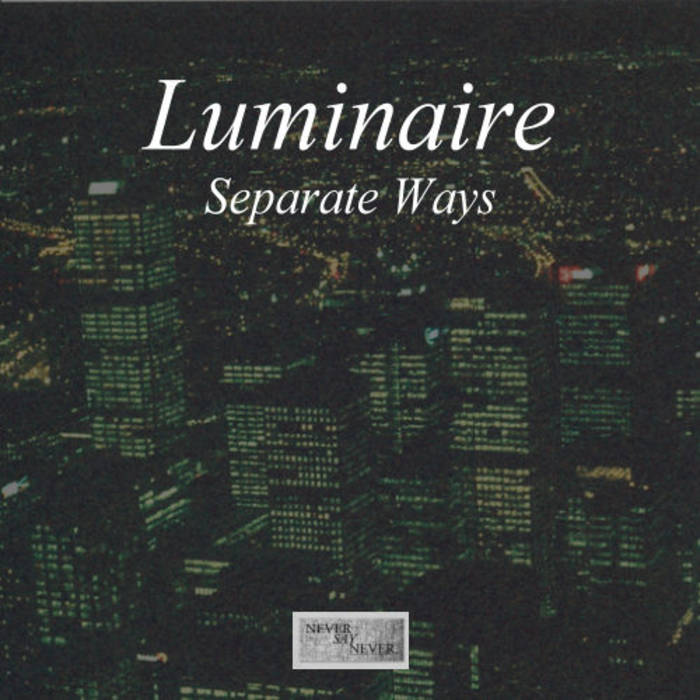 Separate Ways EP cover art