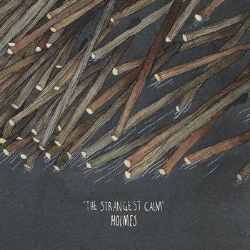 The Strangest Calm cover art