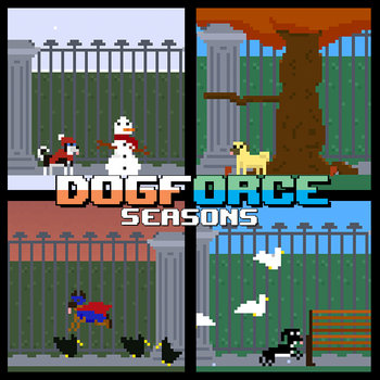DOGFORCE cover art