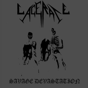 Savage Devastation cover art