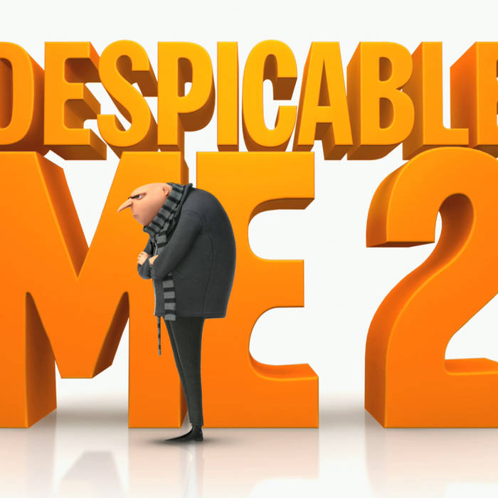 Cartoon - Watch Despicable Me 2 Online - Computer Animated Movie cover art