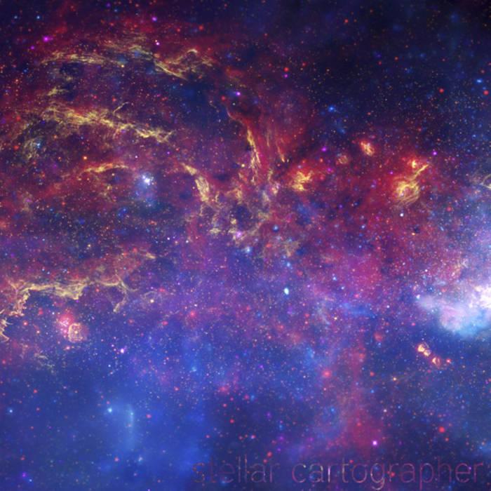 "Stellar Cartographer 7"" cover art"