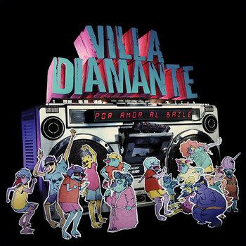 Por Amor Al Baile cover art