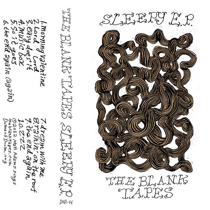 Sleepy EP cover art
