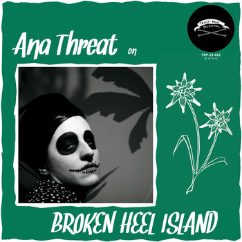 "Broken Heel Island 10"" EP cover art"