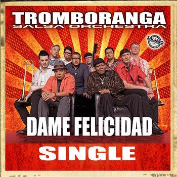 Dame Felicidad cover art