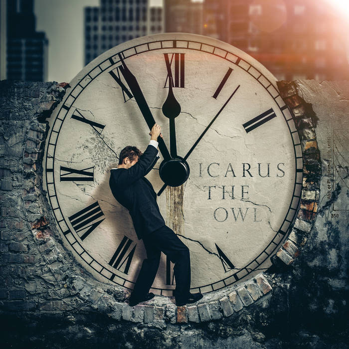 Icarus The Owl cover art