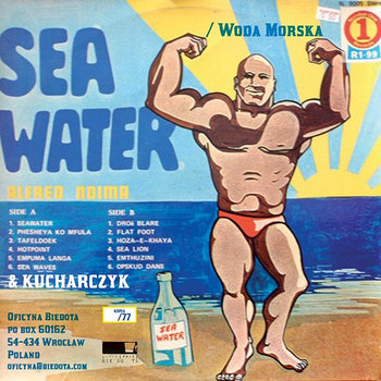 Sea Water / Woda Morska cover art