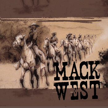 Mack West cover art