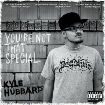 You're Not That Special cover art