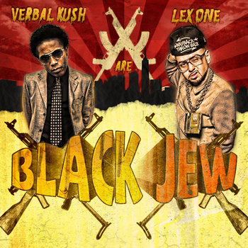 Black Jew cover art
