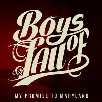 My Promise To Maryland cover art