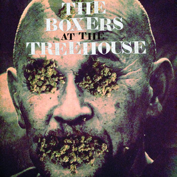 Live At The Treehouse cover art