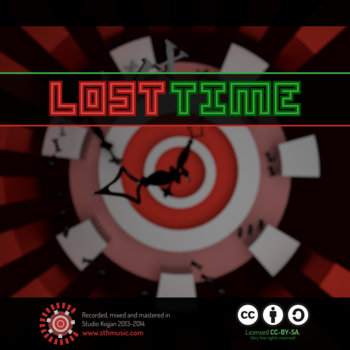 Lost Time EP cover art