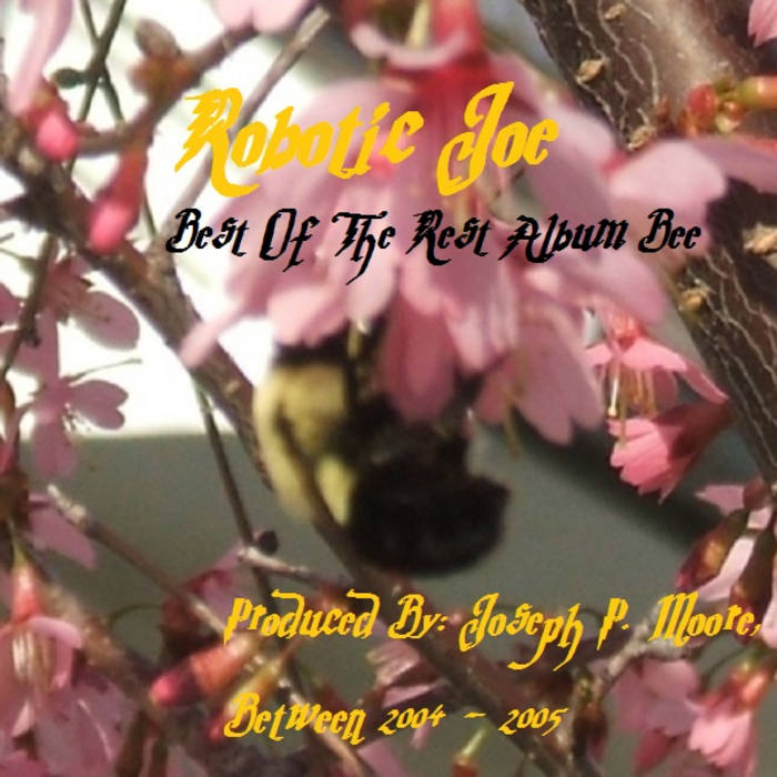 Best Of The Rest Album Bee cover art
