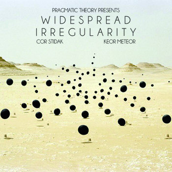 Cor Stidak & Keor Meteor - Widespread Irregularity cover art