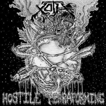 Xoth - Hostile Terraforming [EP] (2014)