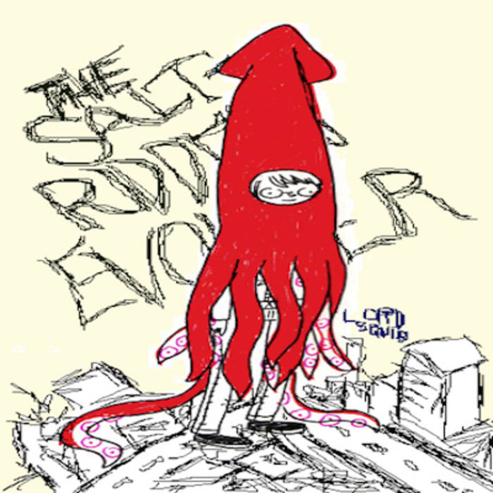The Salt-Ridden Evolver cover art