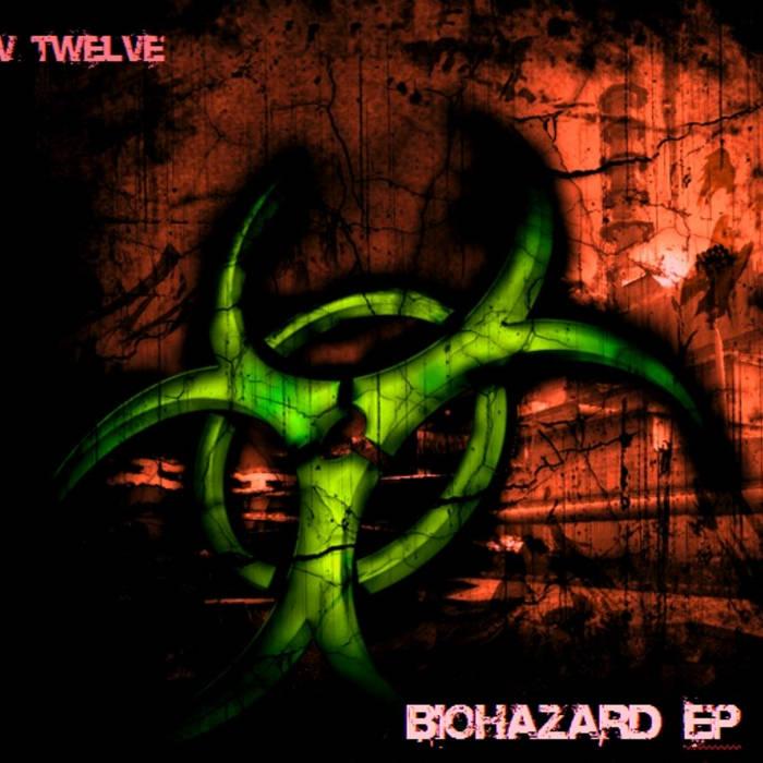 Biohazard - EP cover art