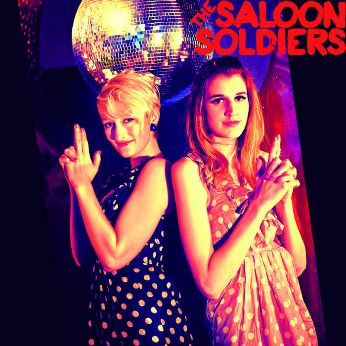 Saloon Soldiers cover art