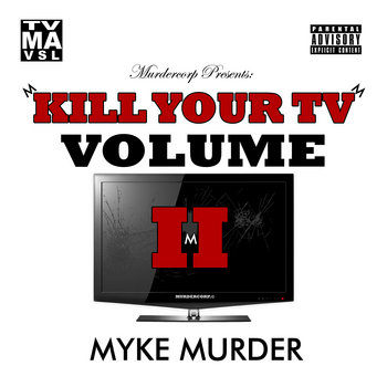 Kill Your TV: Vol. 2 cover art