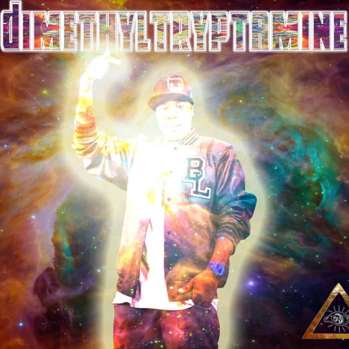 Dimethyltryptamine cover art