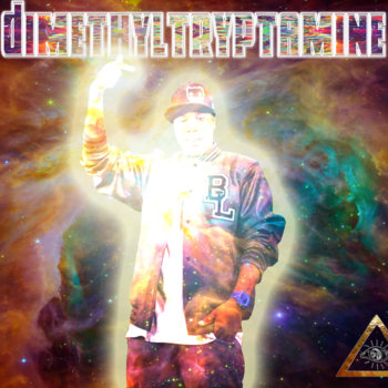 Dimethyltryptamine cover art