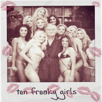 10 Freaky Girls feat. Moses and Tawobi cover art