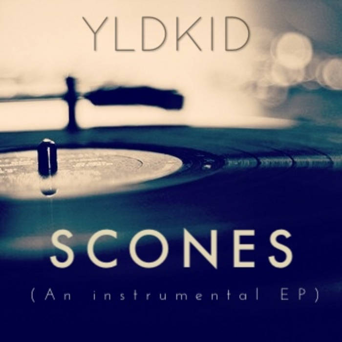Scones (EP) cover art