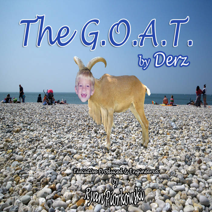 The G.O.A.T. cover art