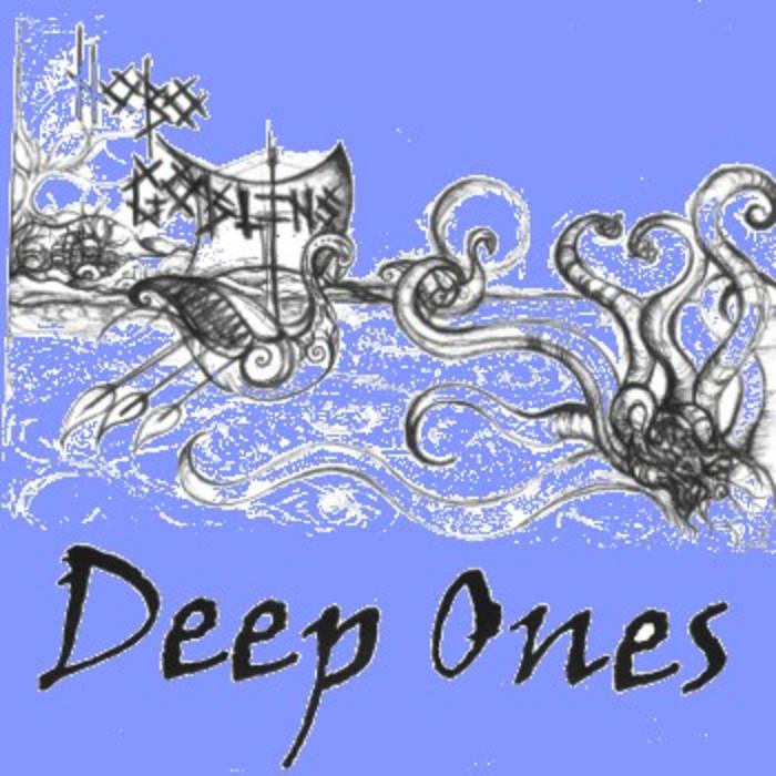 DEEP ONES cover art