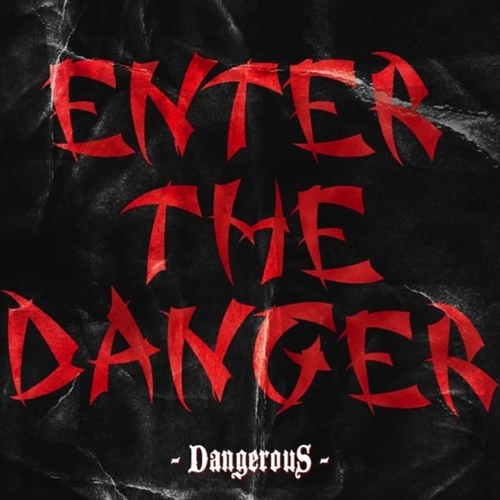 ENTER THE DANGER cover art