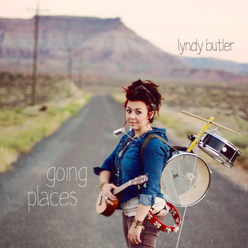 Going Places cover art