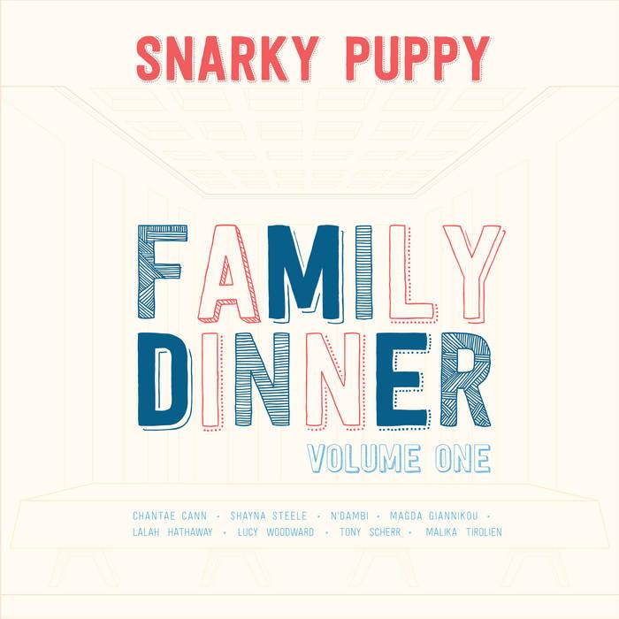Family Dinner - Volume 1 cover art